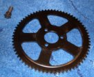 minimoto pinion and rear sprocket