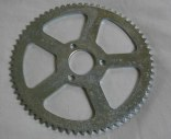 mini moto rear sprocket