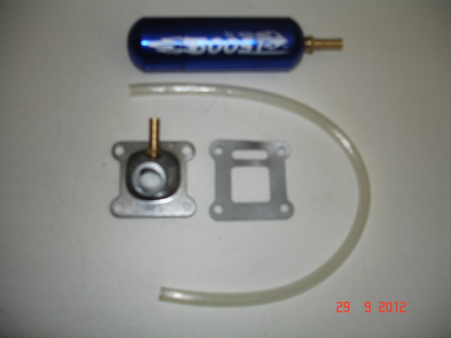 minimoto boost kit