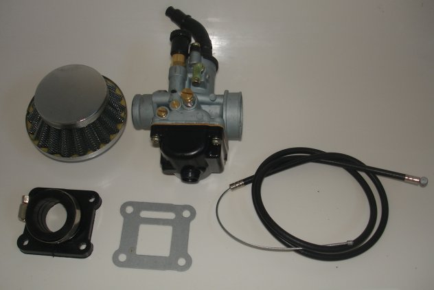 mini moto performance 19mm carburettor