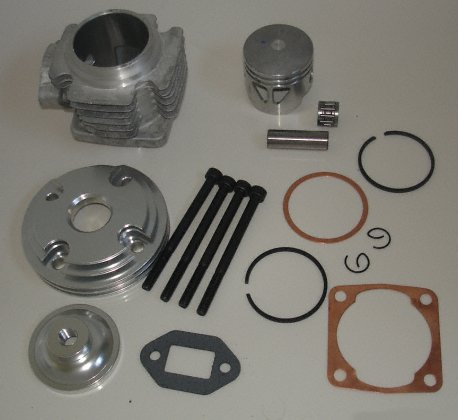 mini moto big bore kit