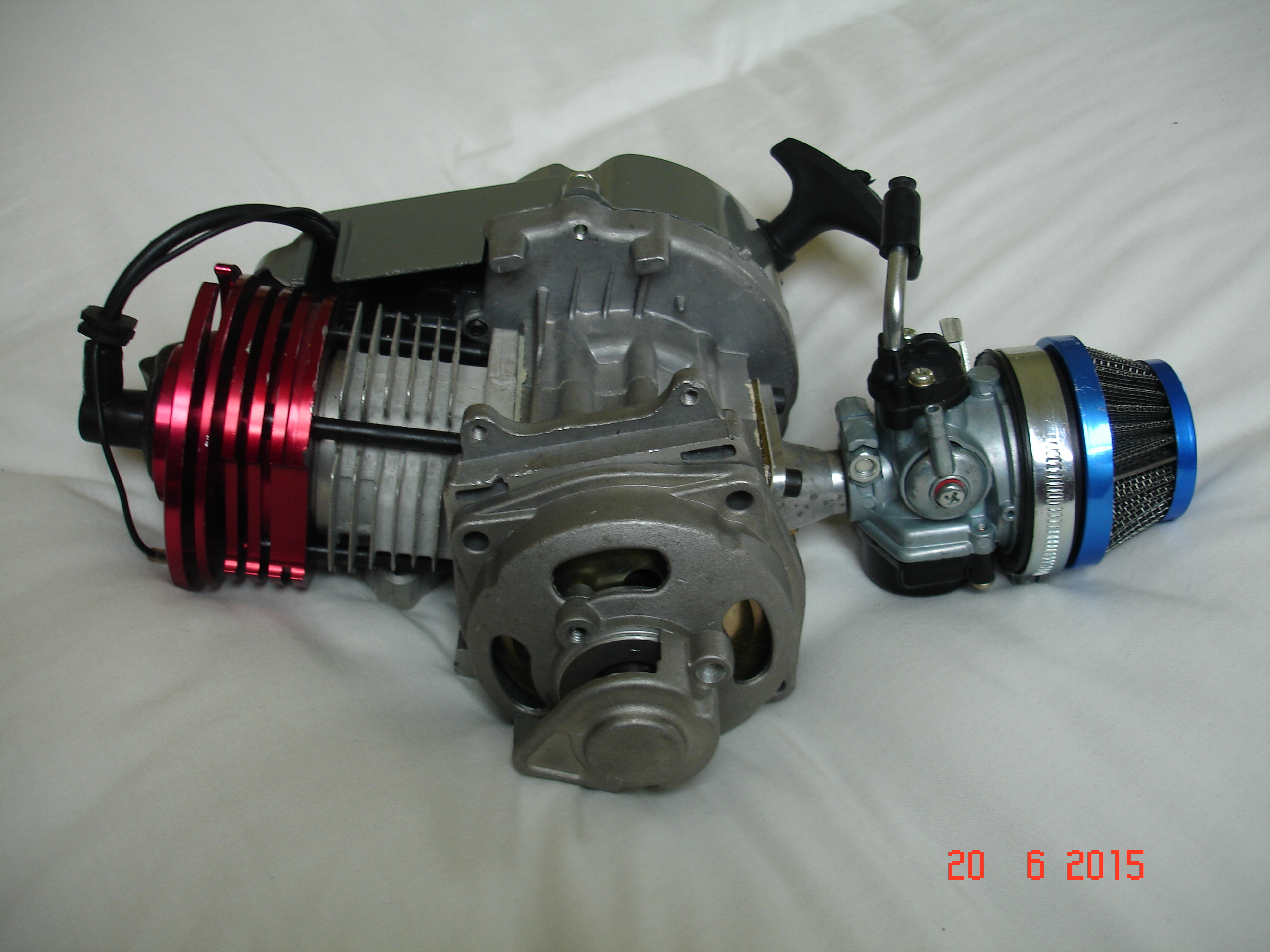 MINIMOTO RACE ENGINE FOR SALE