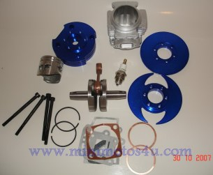 minimoto high performance engine kit