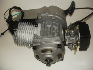 mini moto engine 49cc